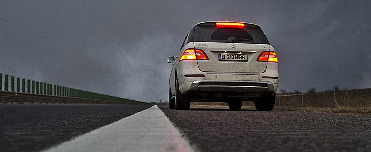 MERCEDES-BENZ ML350 - Conclusions