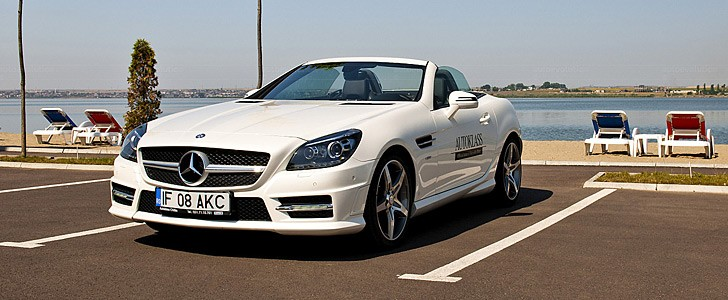 MERCEDES SLK - Mary's opinion