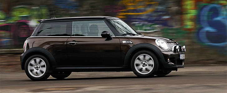 MINI Cooper S Mayfair 50  - Guest Editor Opinions