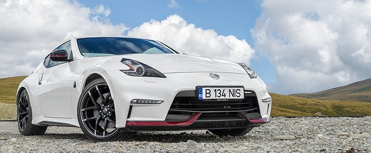 2016 NISSAN 370Z Nismo Review - autoevolution