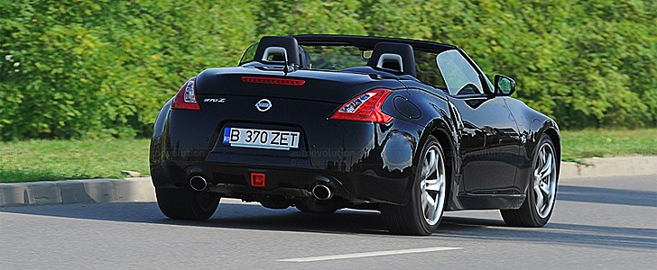 NISSAN 370Z Roadster  - Sir May B. Bach's opinion