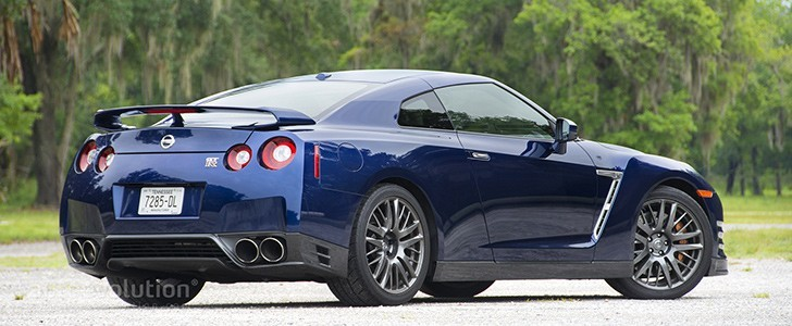 2016 Nissan GTR Review  autoevolution