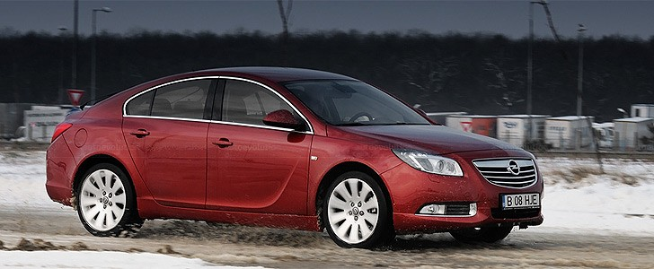 opel insignia review autoevolution. Black Bedroom Furniture Sets. Home Design Ideas