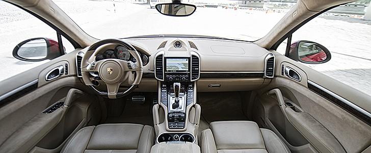 Porsche Cayenne Gts Review Page 2 Autoevolution
