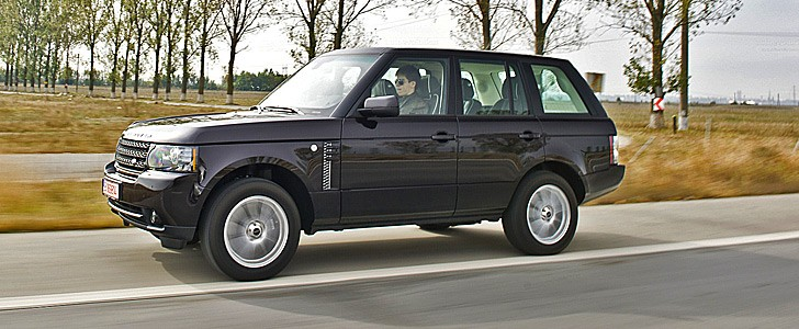 Range Rover  - Sir May B. Bach's opinion