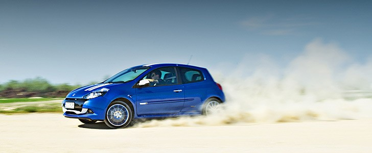 RENAULT Clio RS Gordini - Sir May B. Bach's opinion