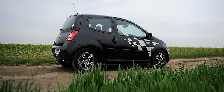 Renault Twingo Review Autoevolution