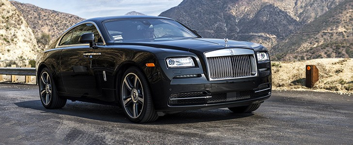 Rolls Royce Wraith Review Autoevolution