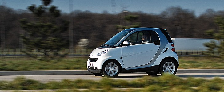 SMART fortwo  - Tech facts