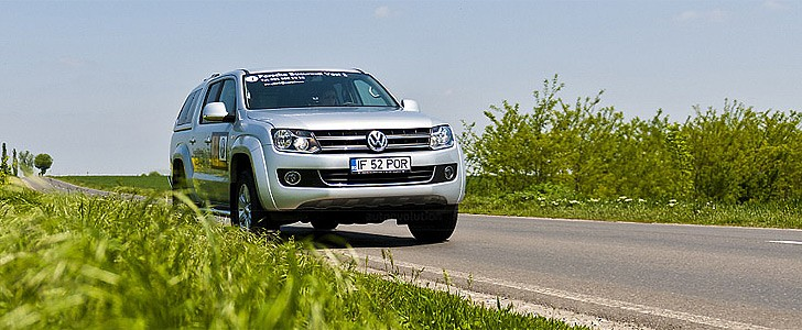 VW Amarok  - Tech facts