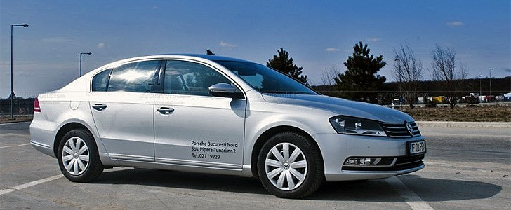 VOLKSWAGEN Passat  - Tech facts