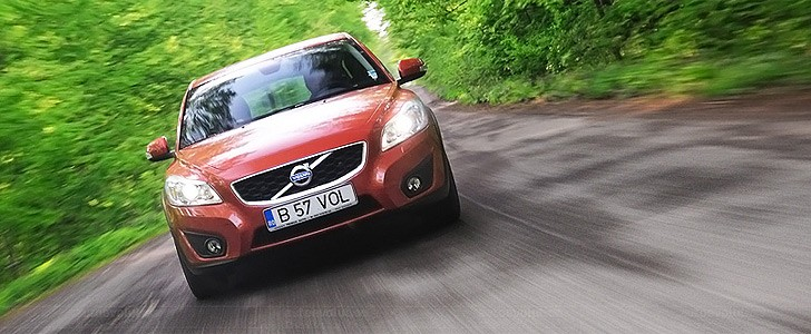 VOLVO C30  - Mary's opinion