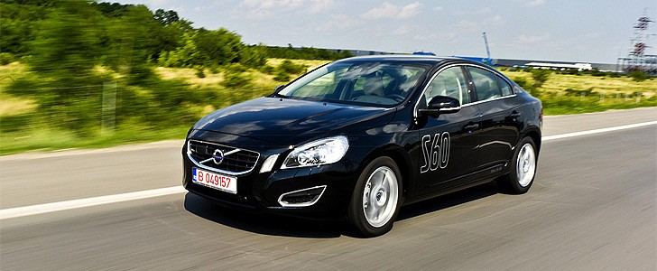 VOLVO S60 DRIVe   - Technical Data